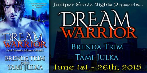 Dream Warrior Banner