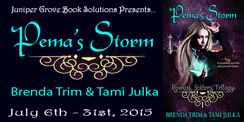 Pemas Storm Tour Banner