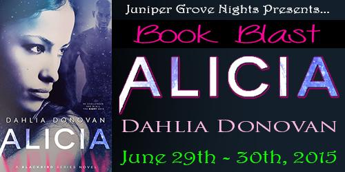 Alicia Blast Banner