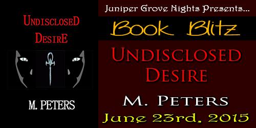 Undisclosed Desire Blitz Banner