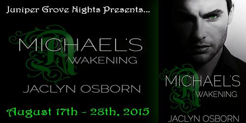 Michaels Awakening Banner